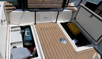 XO 270 RS front Cabine full